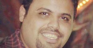 Guarda la versione ingrandita di Mohamed Abdallah, il capo del sindacato al centro delle ricerche di Giulio Regeni