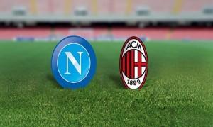 Napoli-Milan streaming e diretta tv, dove vederla