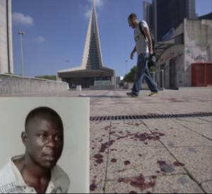 Napoli, nigeriano ruba pistola e spara agli agenti al Centro direzionale