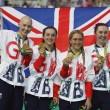 Rio 2016, il segreto intimo delle cicliste inglesi