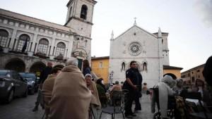 Terremoto centro Italia: paura a Norcia per i calciatori del Foggia