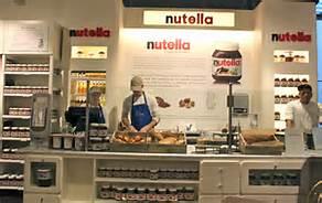 Un Nutella bar
