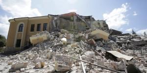 Guarda la versione ingrandita di Terremoto, imprenditore che effettuò i lavori: