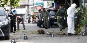 """Thailandia, Andrea Tazzioli: """"Io a 2 metri dalla bomba, donna vicino a me è morta"""""""