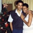 Barack Obama e Michelle nel 1982