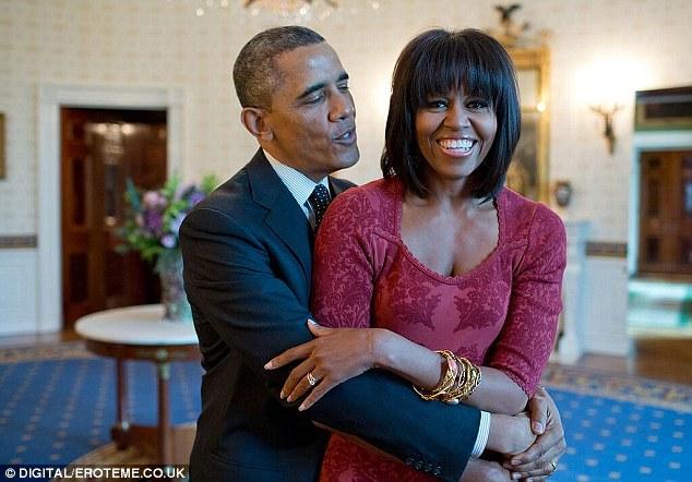 Barack Obama e Michelle oggi