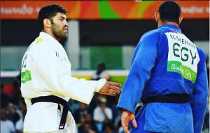 Rio 2016: judoka egiziano cacciato dopo non aver dato mano a israeliano