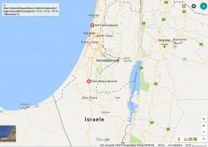 Palestina sparita: su Google Maps solo Israele