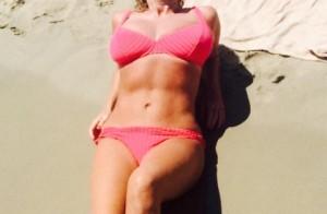 Paola Ferrari (foto Instagram)