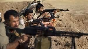 Guarda la versione ingrandita di Combattenti Peshmerga