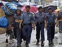 Poliziotti Filippini