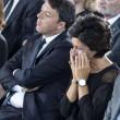 Terremoto Centro Italia: il lungo pianto di Agnese Renzi FOTO