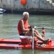 Pio Schiano, 97 anni, il bagnino più longevo d'Italia01