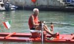 Pio Schiano, 97 anni, il bagnino più longevo d'Italia