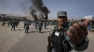 Polizia afghana