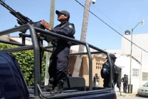 Guarda la versione ingrandita di Messico, polizia sotto accusa: ha ucciso 22 presunti narcos poi... (foto d'archivio Ansa)