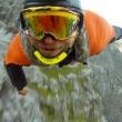 Alexander Polli, basejumper, morto lanciandosi sopra Chamonix 6