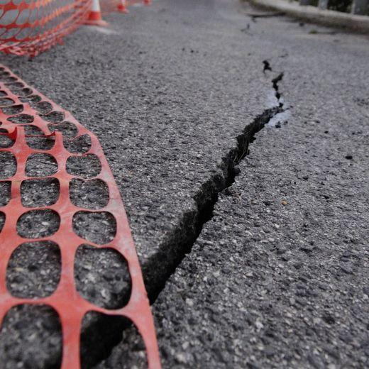Amatrice isolata: Ponte a Tre Occhi chiuso dopo ultima scossa terremoto6