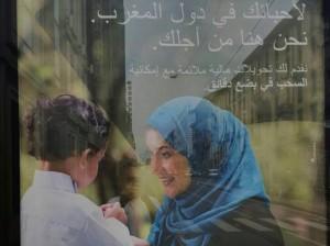 Poste Italiane, pubblicità in arabo. La Lega Nord insorge