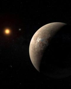 Guarda la versione ingrandita di Proxima B: il pianeta sosia della Terra più vicino