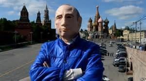Roman Roslovtsev sulla Piazza Rossa