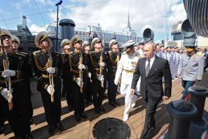 Guarda la versione ingrandita di Vladimir Putin, presidente della Russia   EPA / MIKHAIL KLIMENTYEV / SPUTNIK / KREMLIN POOL MANDATORY