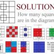 Quadrati nella figura, quanti ne vedi2
