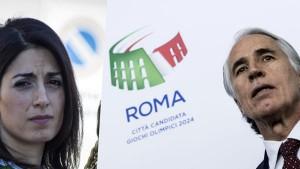 Olimpiadi 2024: 50,2% romani per il sì, 36,2 no. E ora Raggi?
