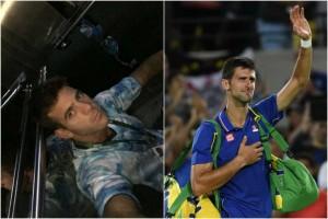 Rio 2016, Juan Martin Del Porto bloccato 40 minuti in ascensore FOTO
