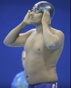 Rio 2016, nuotatore etiope arriva 15 secondi dopo