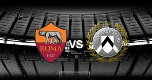 Roma-Udinese streaming e in tv, dove vederla