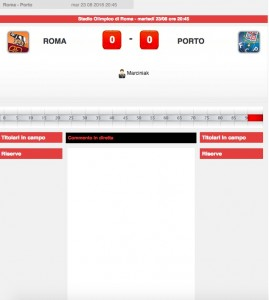 Roma-Porto, diretta. Formazioni ufficiali - video gol highlights Champions