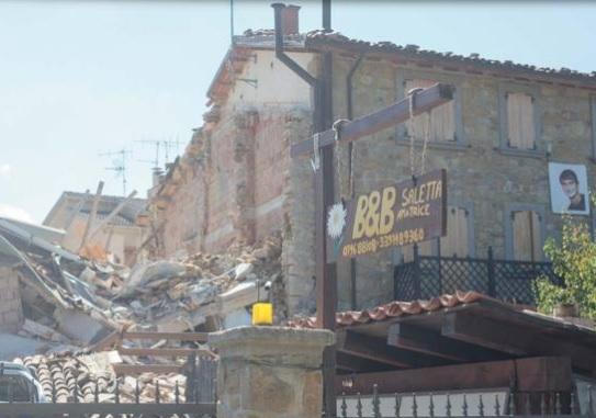 Terremoto: Saletta, più morti che vivi: 13 abitanti, 22 morti