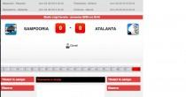 Sampdoria-Atalanta 2-1. Video gol highlights, foto e pagelle