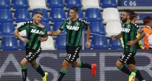 Guarda la versione ingrandita di Sassuolo - Stella Rossa nei playoff di Europa League. Le date (foto Ansa)