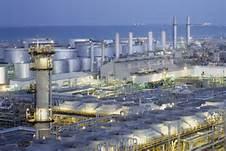Guarda la versione ingrandita di Raffineria saudita
