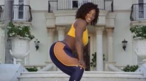Guarda la versione ingrandita di YOUTUBE Serena Williams insegna come si balla il twerking