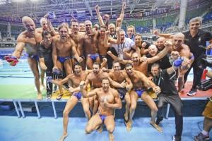 Guarda la versione ingrandita di Rio, Settebello agguanta il bronzo: Italvolley sogna l'oro