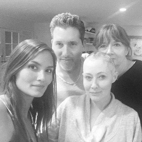 """VIDEO YOUTUBE Shannen Doherty: """"Il mio cancro sta avanzando"""" 8"""