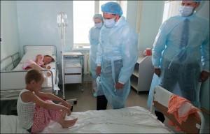 Guarda la versione ingrandita di Siberia, infezione da antrace: muore bimbo di 12 anni, 90 ricoverati