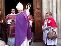 Il vescovo Antonio Suetta