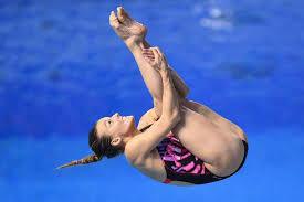 Tania Cagnotto (foto Ansa)