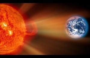 Guarda la versione ingrandita di Tempesta magnetica sulla Terra: arriva la nube di particelle. A rischio comunicazioni radio