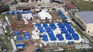 Tendopoli per sfollati