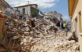 Terremoto in Centro Italia