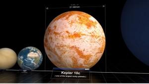VIDEO YOUTUBE Quanto è piccola la Terra nell'universo?
