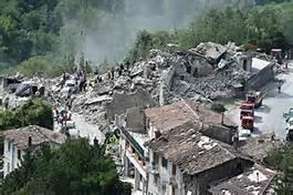 Guarda la versione ingrandita di Le devastazioni del terremoto