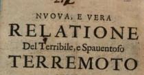 Sia Accumoli  che Amatrice  già nel 1639 rase al suolo