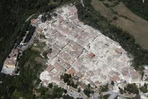 Terremoto Centro Italia, da martedì arriva pioggia. Allerta fango