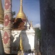 YOUTUBE Birmania: terremoto 6.8, video turista da Bagan4